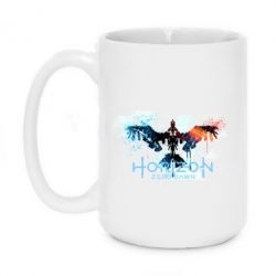 Кружка 420ml Horizon Zero Dawn