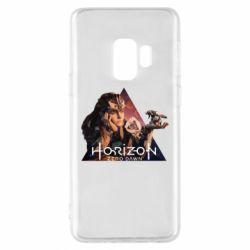 Чохол для Samsung S9 Horizon Zero Dawn