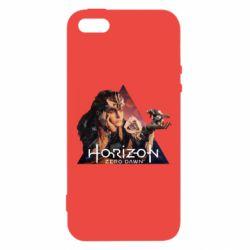 Чохол для iphone 5/5S/SE Horizon Zero Dawn