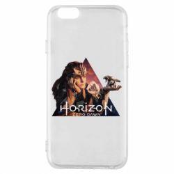 Чохол для iPhone 6/6S Horizon Zero Dawn