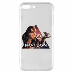 Чохол для iPhone 8 Plus Horizon Zero Dawn