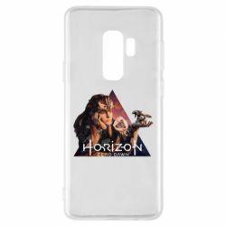 Чохол для Samsung S9+ Horizon Zero Dawn