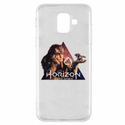 Чохол для Samsung A6 2018 Horizon Zero Dawn