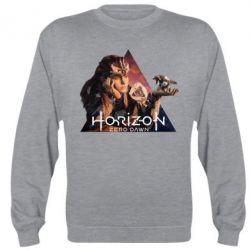 Реглан (світшот) Horizon Zero Dawn