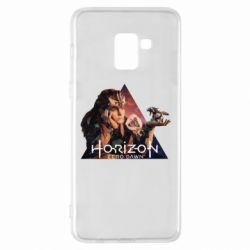 Чохол для Samsung A8+ 2018 Horizon Zero Dawn