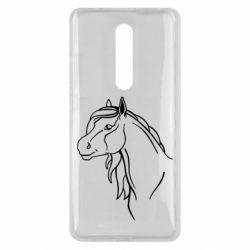 Чехол для Xiaomi Mi9T Horse contour