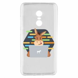 Чехол для Xiaomi Redmi Note 4 Horse hacker