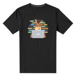 Чоловіча стрейчева футболка Horse hacker