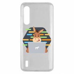 Чехол для Xiaomi Mi9 Lite Horse hacker
