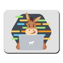 Килимок для миші Horse hacker