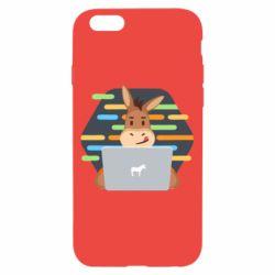 Чохол для iPhone 6/6S Horse hacker
