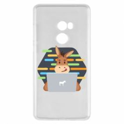 Чехол для Xiaomi Mi Mix 2 Horse hacker