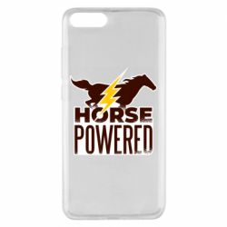 Чехол для Xiaomi Mi Note 3 Horse power