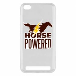 Чехол для Xiaomi Redmi 5A Horse power