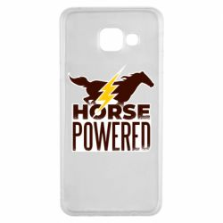 Чехол для Samsung A3 2016 Horse power