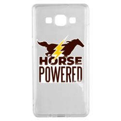 Чехол для Samsung A5 2015 Horse power