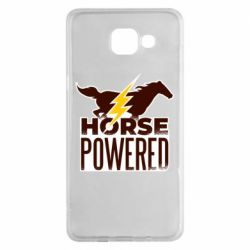 Чехол для Samsung A5 2016 Horse power