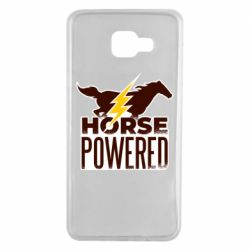 Чехол для Samsung A7 2016 Horse power