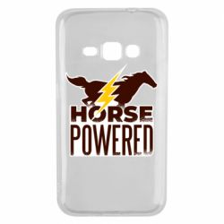 Чехол для Samsung J1 2016 Horse power