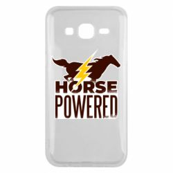 Чехол для Samsung J5 2015 Horse power
