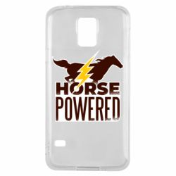 Чехол для Samsung S5 Horse power
