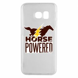 Чехол для Samsung S6 EDGE Horse power
