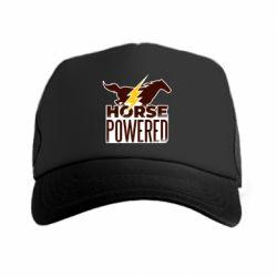 Кепка-тракер Horse power
