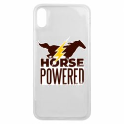 Чехол для iPhone Xs Max Horse power