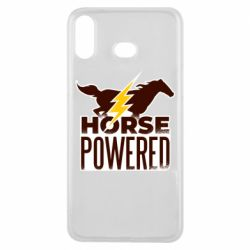 Чехол для Samsung A6s Horse power