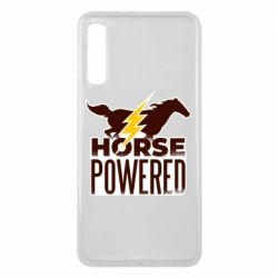 Чехол для Samsung A7 2018 Horse power