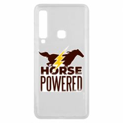 Чехол для Samsung A9 2018 Horse power