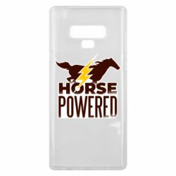 Чехол для Samsung Note 9 Horse power