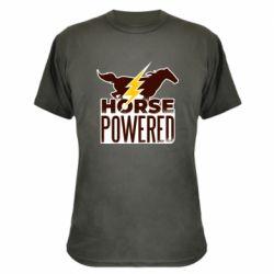 Камуфляжная футболка Horse power