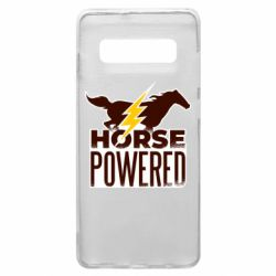 Чехол для Samsung S10+ Horse power