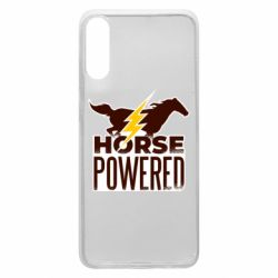 Чехол для Samsung A70 Horse power