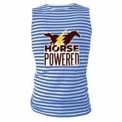 Майка-тельняшка Horse power