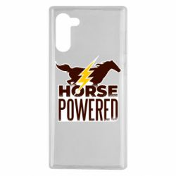 Чехол для Samsung Note 10 Horse power