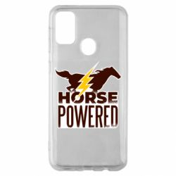 Чехол для Samsung M30s Horse power