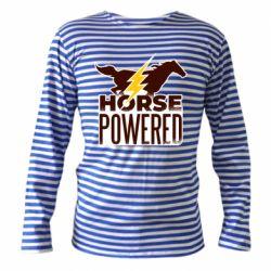 Тельняшка с длинным рукавом Horse power