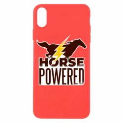 Чехол для iPhone X/Xs Horse power