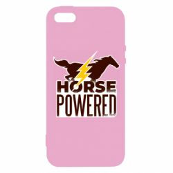 Чехол для iPhone5/5S/SE Horse power