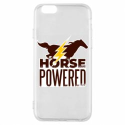 Чехол для iPhone 6/6S Horse power