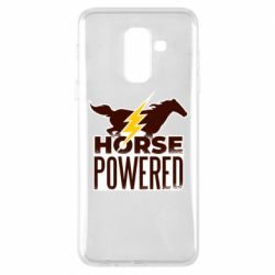 Чехол для Samsung A6+ 2018 Horse power