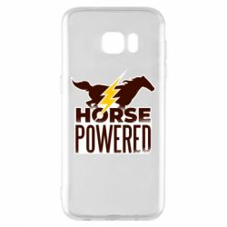 Чехол для Samsung S7 EDGE Horse power