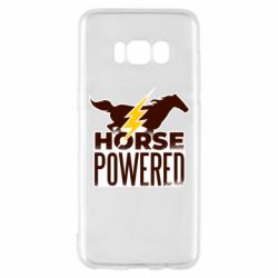 Чехол для Samsung S8 Horse power