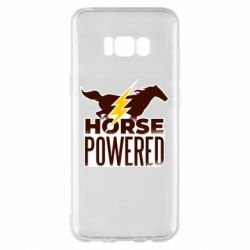 Чехол для Samsung S8+ Horse power