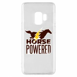 Чехол для Samsung S9 Horse power