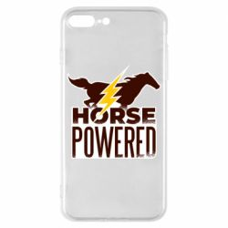 Чехол для iPhone 8 Plus Horse power
