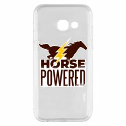 Чехол для Samsung A3 2017 Horse power