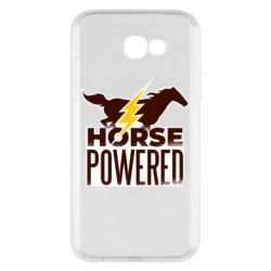Чехол для Samsung A7 2017 Horse power